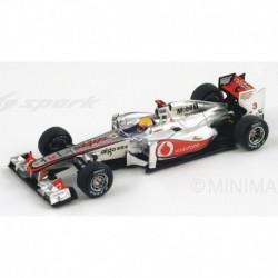 McLaren MP4/26 3 F1 F1 2011 Lewis Hamilton Spark S3022