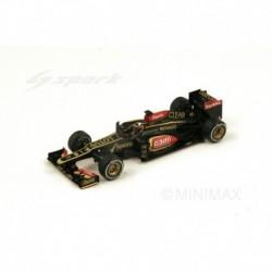 Lotus E21 7 F1 F1 2013 Kimi Raikkonen Spark S3053