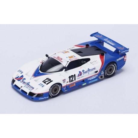 Spice SE87C 121 24 Heures du Mans 1988 Spark S3585