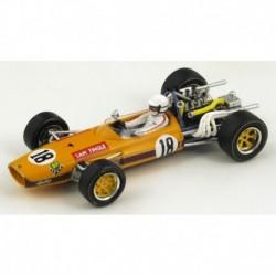 LDS 18 F1 Grand Prix d'Afrique du Sud 1968 Sam Tingle Spark S2978