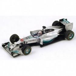 Mercedes F1 W05 44 F1 Grand Prix de Chine 2014 Lewis Hamilton Spark S3088