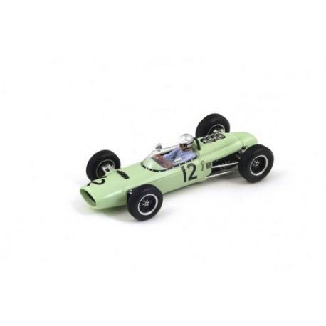 Lotus 24 12 F1 Grand Prix de Monaco 1963 Jim Hall Spark S2141