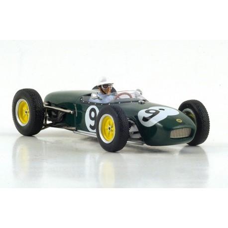 Lotus 18 F1 Angleterre 1960 John Surtees Spark S1825