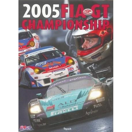 Book FIA GT Championship 2005