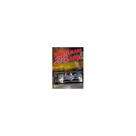 Le Mans 2006 (ACO) 245 x 322mm 256 Pages (EN)