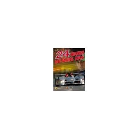 Le Mans 2006 (ACO) 245 x 322mm 256 Pages (FR)