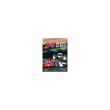 Le Mans 2007 (ACO) 245 x 322mm 256 Pages (EN)