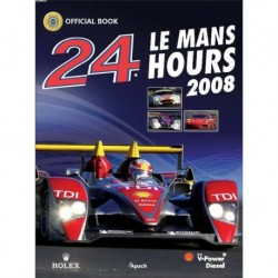 Le Mans 2008 240 x 322mm 256 Pages (More than 500 colored pictures) (English Version)
