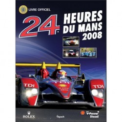Le Mans 2008 240 x 322mm 256 Pages (More than 500 colored pictures) (Version Française)