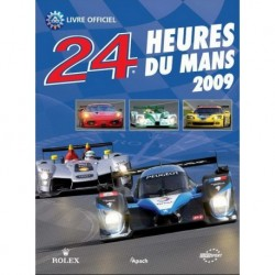 Le Mans 2009 240 x 322mm 256 Pages (Plus de 500 photos en couleur) (Version Française)