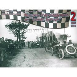 Chroniques du Sport Automobile Mondial - JP Delsaux (2) 1907-1914 Grandes Epreuves