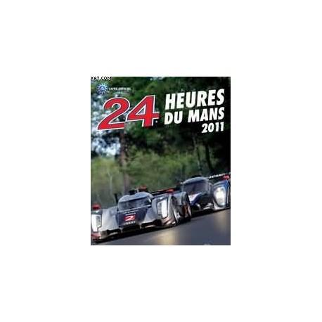 Le Mans 2011 (240 x 322mm) 262 Pages (Plus de 1000 photos en couleur) Version Française