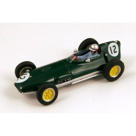 Lotus 16 F1 Pays-Bas 1959 Innes Ireland Spark S1837
