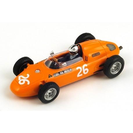 Porsche 718 F1 Allemagne 1963 Gerhard Mitter Spark S1862