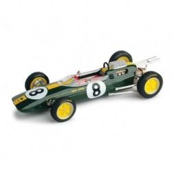 Lotus 25 8 F1 Italie 1963 Jim Clark Brumm R332
