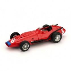 Maserati 250F 12 cylindres 6 F1 Italie 1957 Jean Behra Brumm R223B