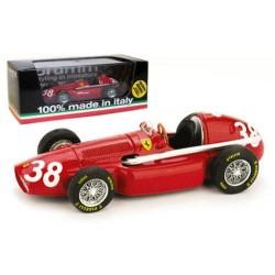 Ferrari Squalo 38 F1 Espagne 1954 Mike Hawthorn Brumm R197
