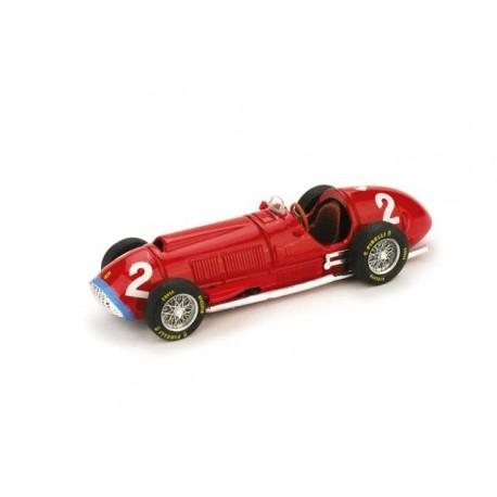 Ferrari 375 2 F1 Italie 1951 Alberto Ascari Brumm R191