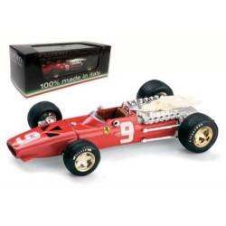 Ferrari 312 9 F1 Hollande 1968 Chris Amon Brumm R172