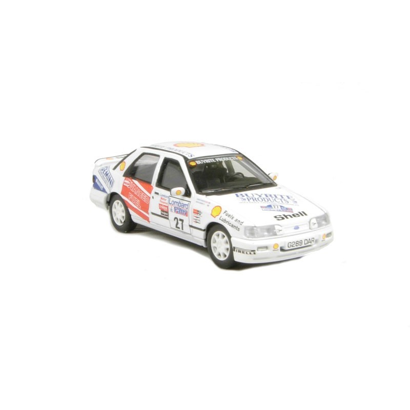 Ford Sierra Sapphire Cosworth 4x4 Group 1 27 RAC Rally 1990
