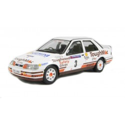 Ford Sierra Sapphire Cosworth 3 Ulster Rally 1991 Fisher Kennedy Corgi VA10011