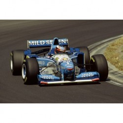 Benetton Renault B195 F1 1995 Michael Schumacher Spark S4775