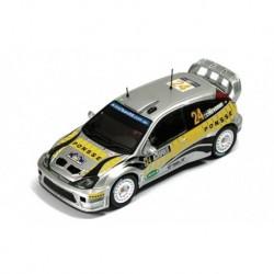 Peugeot 307 WRC 25 Rallye d'Argentine 2006 Galli Bernacchini IXO RAM246