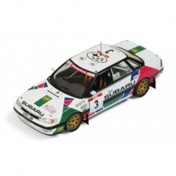 Subaru Legacy RS 3 Tour de Corse 1991 Chatriot Perin IXO RAC211