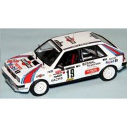 Lancia Delta HF 4WD 19 Barum Rally 1988 Hero Hero Trofeu RFS18