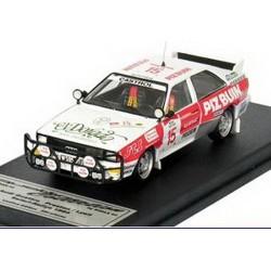 Audi Quattro 15 Safari Rally 1984 Wurz Brandstetter Trofeu SCA84EAK15