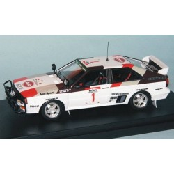 Audi Quattro 1 Safari Rally 1983 Mouton Pons Trofeu SCA2401