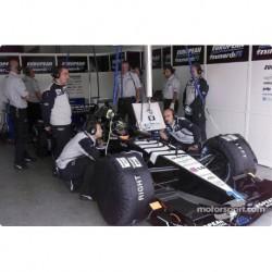 Minardi PS01 F1 Canada 2001 Tarso Marques Spark S4849