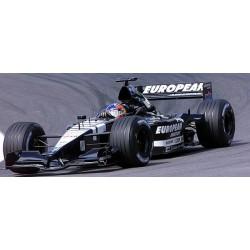 Minardi PS01 F1 2001 Fernando Alonso Spark S4850