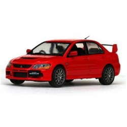 Mitsubishi Lancer Evolution IX RHD Flame Red Vitesse VI29219R