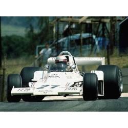 Parnelli VPJ4 F1 Afrique du Sud 1976 6ème Mario Andretti Spark S1893