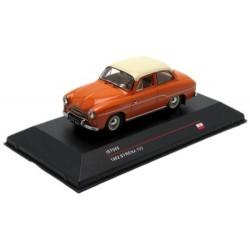 Syrena 102 1962 Orange IXO IST065