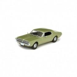 Mercury Cougar 1967 Lime Frost Vitesse VI36302