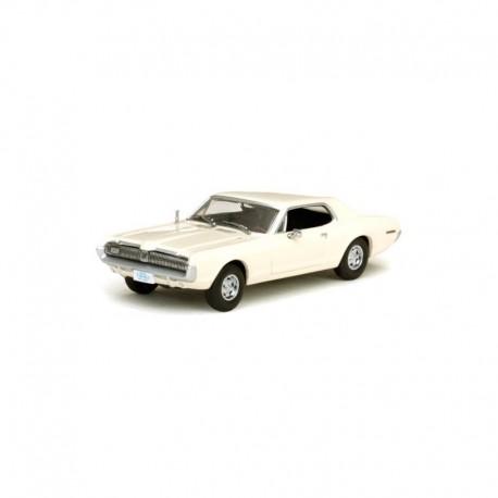 Mercury Cougar 1967 Polar White Vitesse VI36303