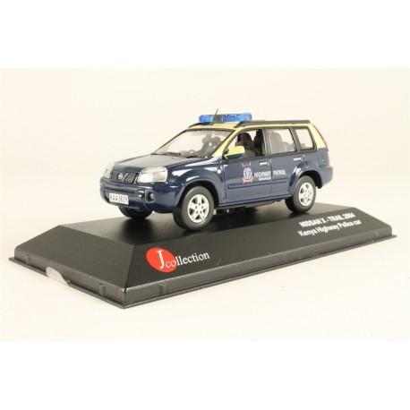 Nissan X-Trail Kenya Police 2004 IXO JC214