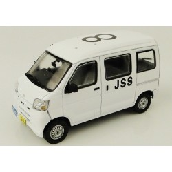 Daihatsu Hijet Japan Airport Services 2009 IXO JC226