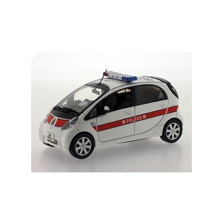 Mitsubishi i-MIEV Hong Kong Police 2010 IXO JC099