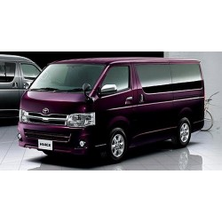 Toyota Hiace Facelift Version RHD 2011 IXO JC263