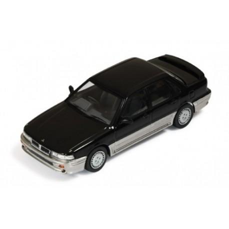 Mitsubishi Galant VR4 1987 Black IXO CLC228