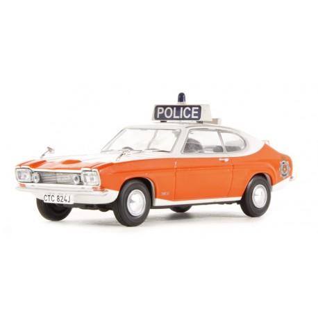 Ford Capri MKI Police Lancashire Constabulary Corgi VA13301