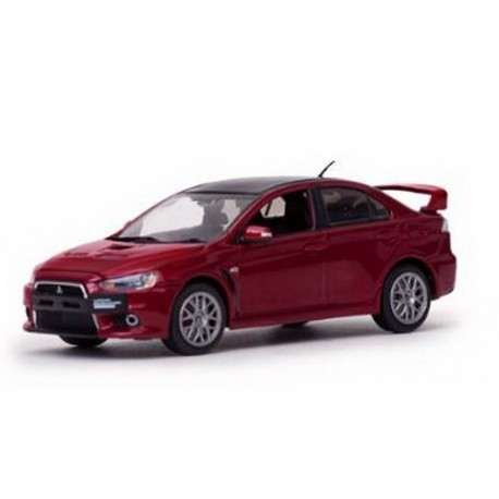 Mitsubishi Lancer Evolution X Final Edition Red Metallic Vitesse VI29291