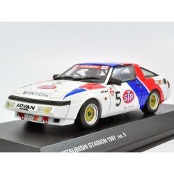 Mitsubishi Starion Group A 1987 Kyosho K03712RA