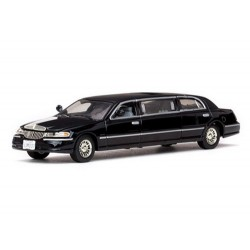 Lincoln Limousine 2000 2000 Black Vitesse VI36311