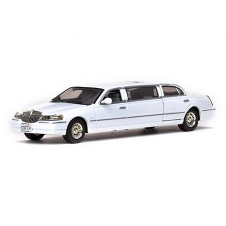 Lincoln Limousine 2000 2000 White Vitesse VI36312