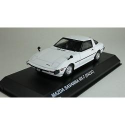 Mazda Savanna RX7 GT SA22C 1978 White Kyosho KYO3281W