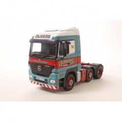 Mercedes Benz Actros Olivers Transport Corgi CC13814